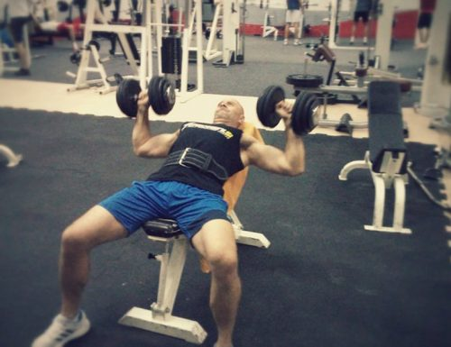 Bench dumbell