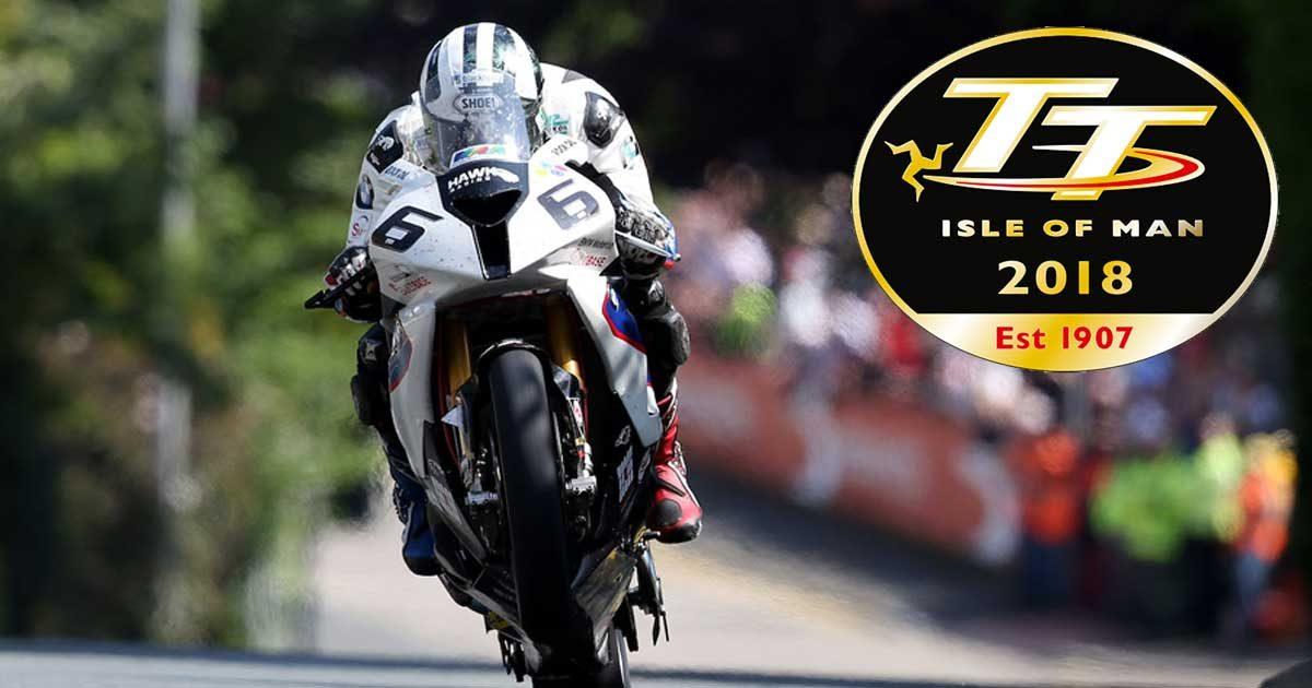 Isle of Man TT – sportska priprema motociklista
