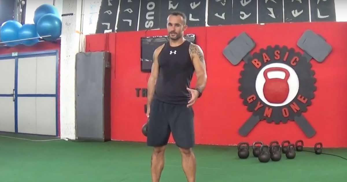 Trenirajte sa najboljima – prof. Marino Bašić