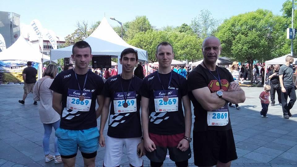 polumaraton kao trening program