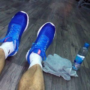 voda na treningu