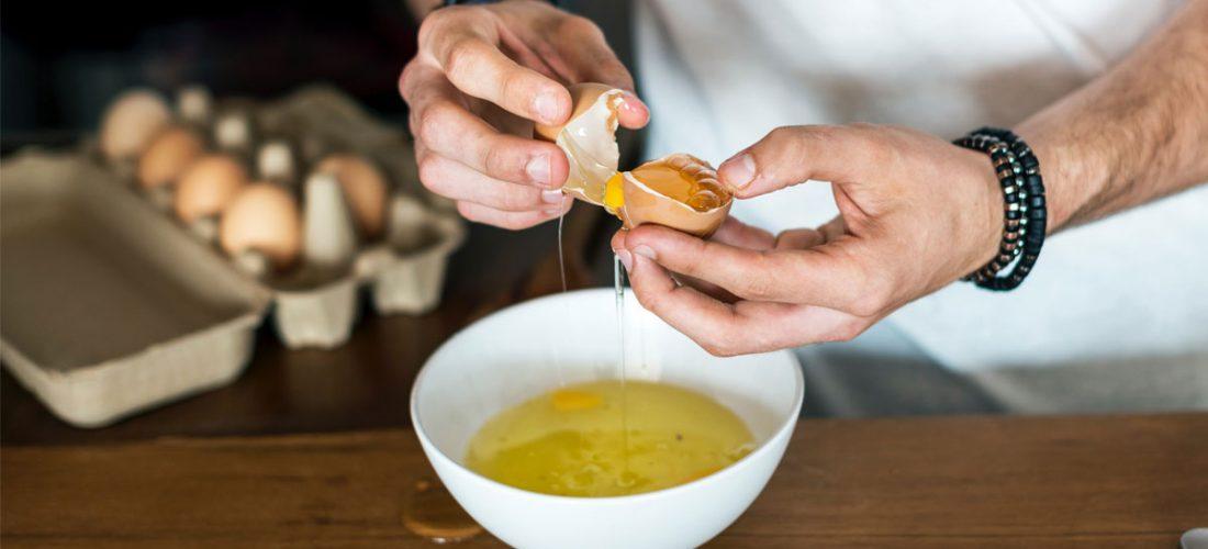 Jaja i bacanje žumanjaka-kakva glupost!